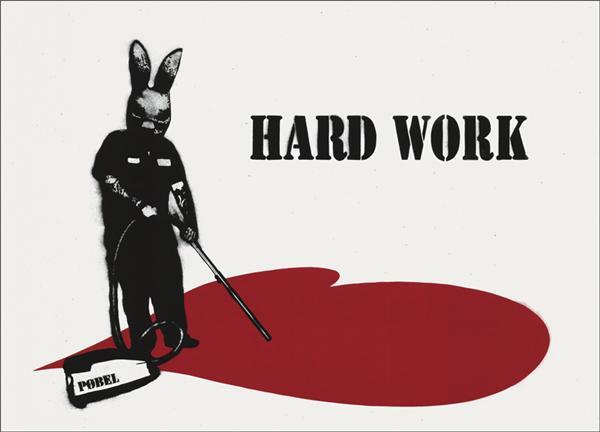 Pøbel - Hard Work