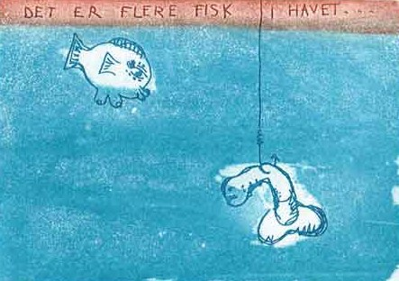 Björg Thorhallsdottir - Det finnes flere fisk i havet