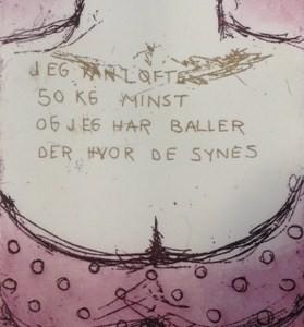 Anja Cecilie Solvik - Baller