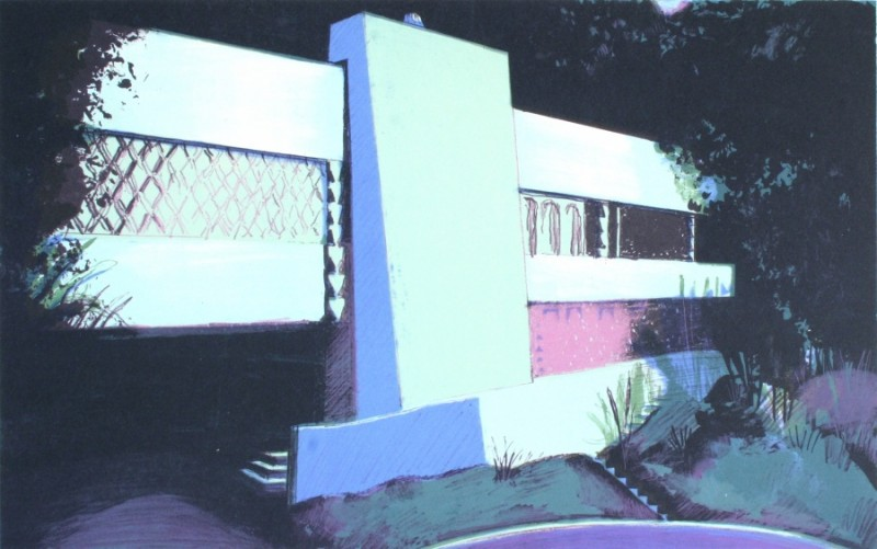 Modernistisk bolig
