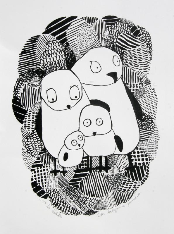 denbekymredefamilien