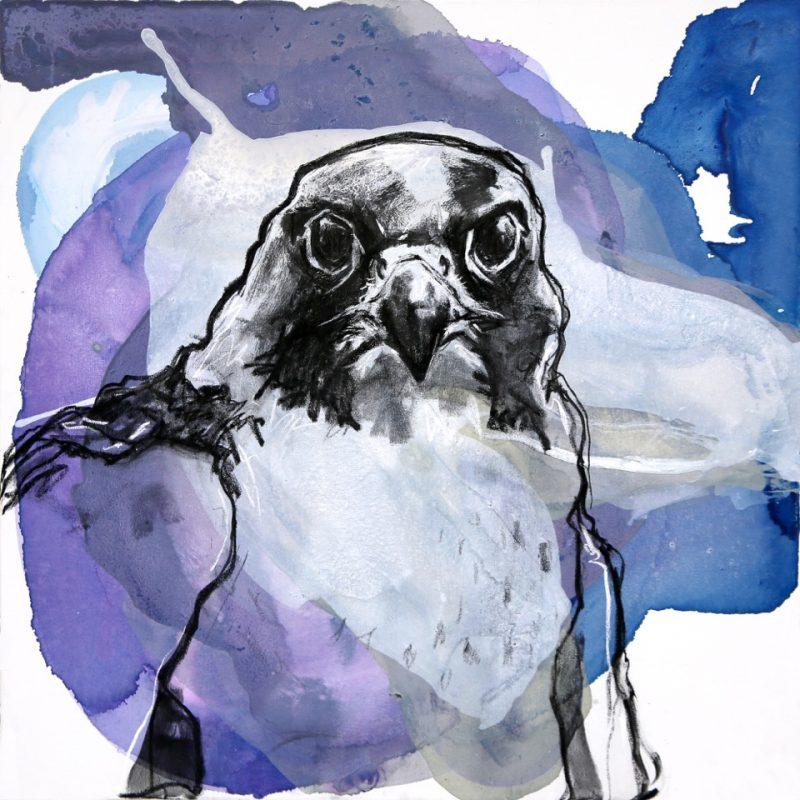 Gunilla Purple-Falcon, stor fil