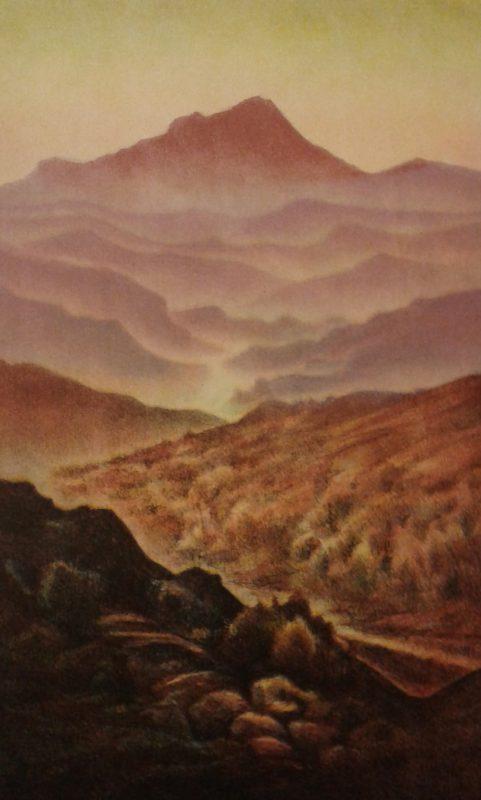 rodt-fjell