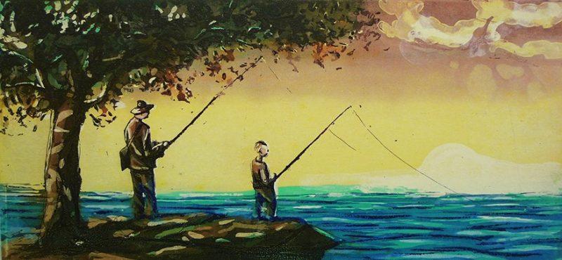 fiske-med-far