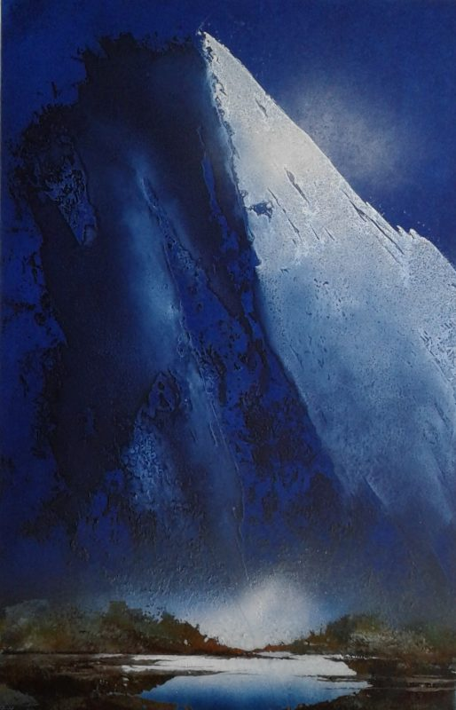Ruvende fjell VII