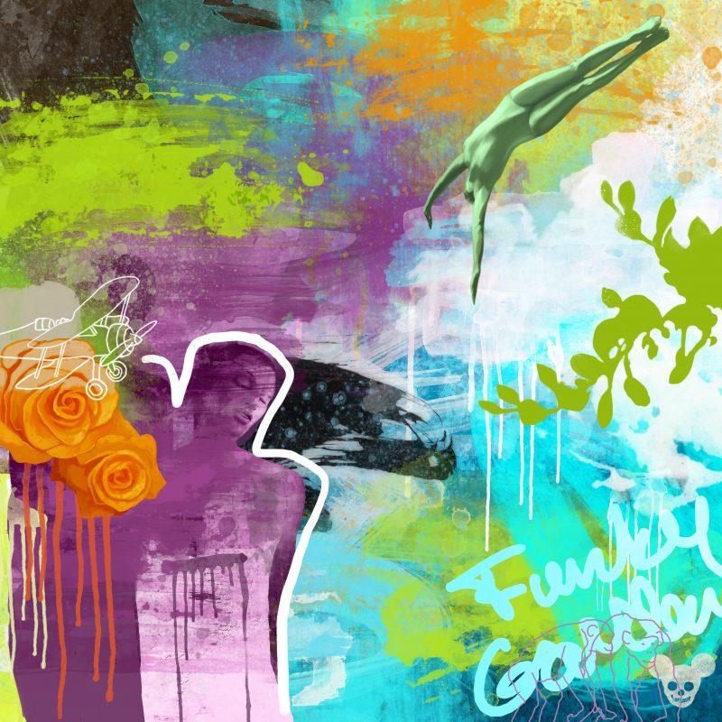 Funky garden II