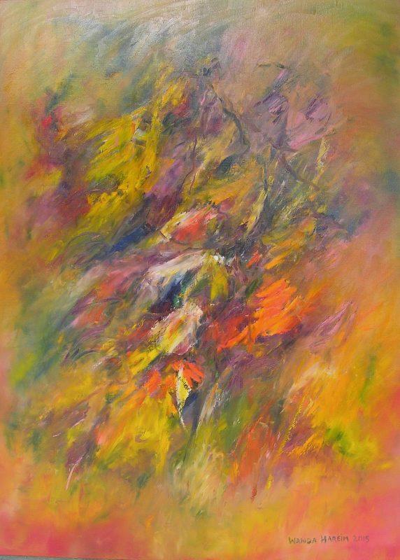 Ode til høsten_maleri 73x100