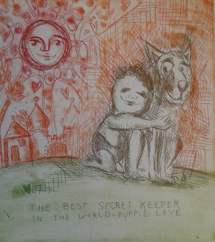 The best secret keeper in the world