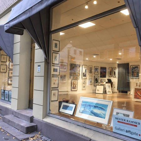 Gallero Artgate Drammen