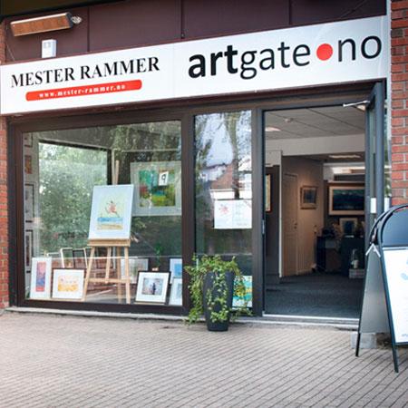 Galleri Artgate Jessheim
