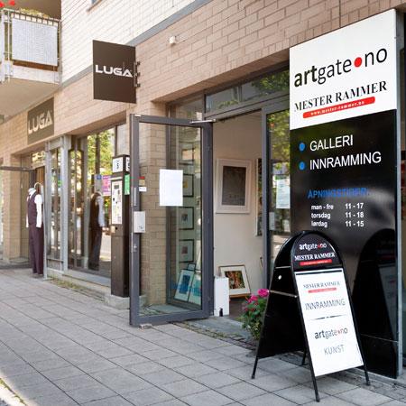 Galleri Artgate Sandvika