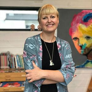 Kunstner Kari Anne Marstein
