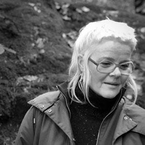 Kunstner Anne Kristin Hagesæther